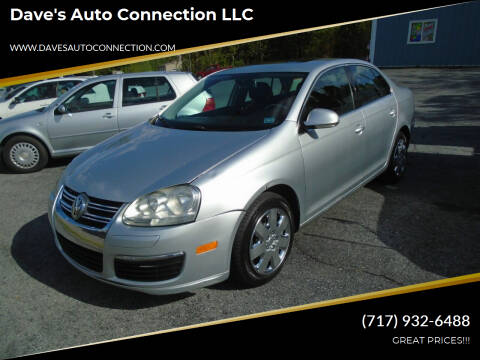 2005 Volkswagen Jetta for sale at Dave's Auto Connection LLC in Etters PA