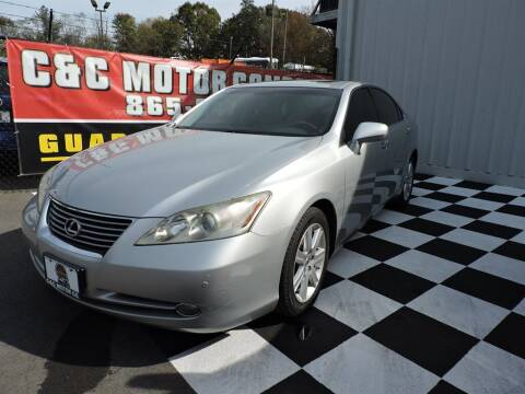 2008 Lexus ES 350 for sale at C & C Motor Co. in Knoxville TN