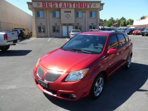 2005 Pontiac Vibe for sale at Best Auto Buy in Las Vegas NV