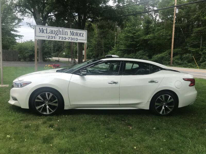 2017 Nissan Maxima for sale at McLaughlin Motorz in North Muskegon MI