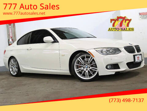 2011 BMW 3 Series for sale at 777 Auto Sales in Bedford Park IL