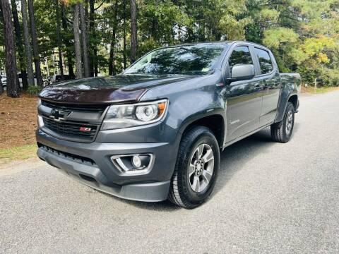 2016 Chevrolet Colorado for sale at H&C Auto in Oilville VA
