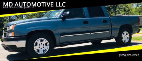 2006 Chevrolet Silverado 1500 for sale at MD AUTOMOTIVE LLC in Slidell LA