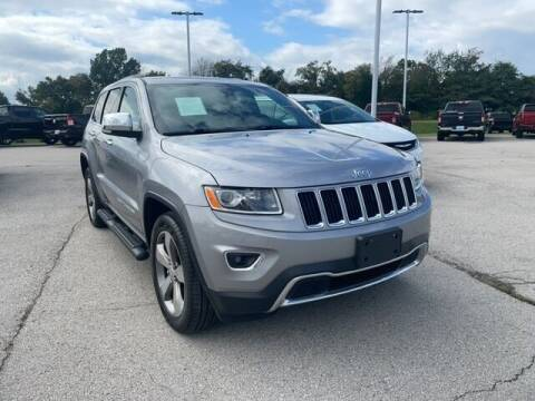 2015 Jeep Grand Cherokee for sale at Mann Chrysler Dodge Jeep of Richmond in Richmond KY
