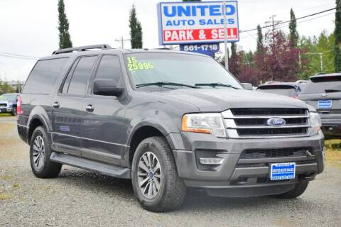 2015 Ford Expedition EL for sale at United Auto Sales in Anchorage AK
