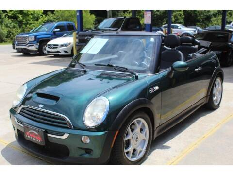2007 MINI Cooper for sale at Inline Auto Sales in Fuquay Varina NC