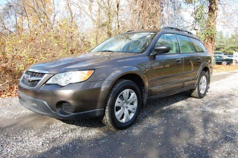 2009 Subaru Outback for sale at New Hope Auto Sales in New Hope PA