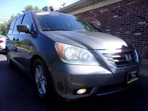 2008 Honda Odyssey for sale at Certified Motorcars LLC in Franklin NH