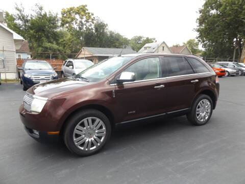 2010 Lincoln MKX for sale at Goodman Auto Sales in Lima OH