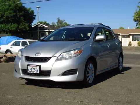 2009 Toyota Matrix for sale at Moon Auto Sales in Sacramento CA