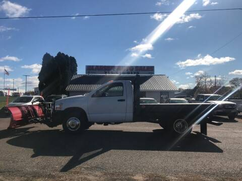 2009 Dodge Ram Chassis 3500 for sale at BLAESER AUTO LLC in Chippewa Falls WI