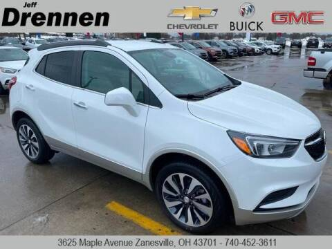 2021 Buick Encore for sale at Jeff Drennen GM Superstore in Zanesville OH