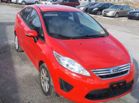 2013 Ford Fiesta for sale at We Finance Inc in Green Bay WI