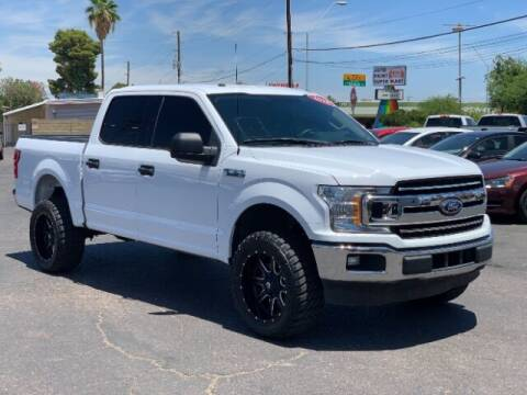 2018 Ford F-150 for sale at Brown & Brown Wholesale in Mesa AZ