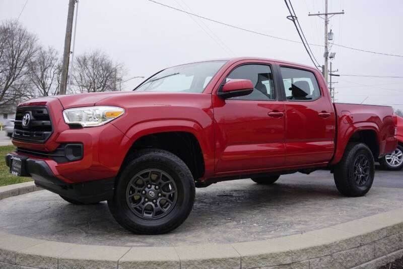 2016 Toyota Tacoma for sale at Platinum Motors LLC in Heath OH