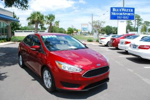 2017 Ford Focus for sale at BlueWater MotorSports in Wilmington NC
