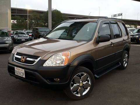 2002 Honda CR-V for sale at Legend Auto Sales Inc in Lemon Grove CA