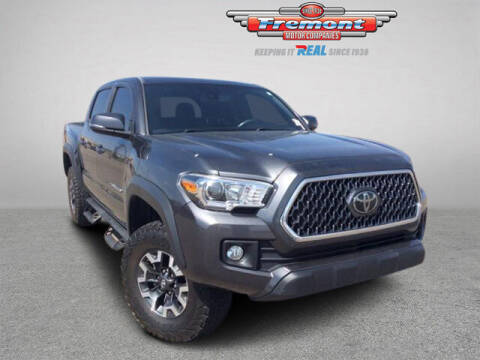 2019 Toyota Tacoma for sale at Rocky Mountain Commercial Trucks in Casper WY