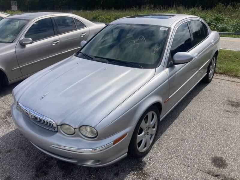2004 Jaguar X-Type for sale at UpCountry Motors in Taylors SC