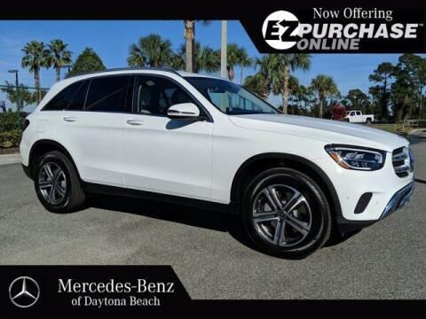 2021 Mercedes-Benz GLC for sale at Mercedes-Benz of Daytona Beach in Daytona Beach FL
