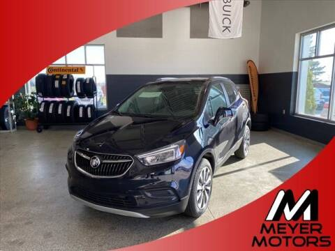 2021 Buick Encore for sale at Meyer Motors in Plymouth WI