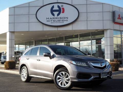 2017 Acura RDX for sale at Harrison Imports in Sandy UT