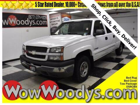 2005 Chevrolet Silverado 1500HD for sale at WOODY'S AUTOMOTIVE GROUP in Chillicothe MO