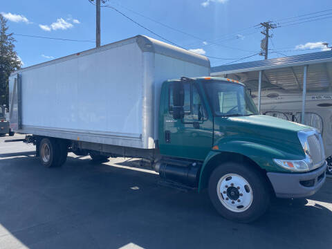 2009 International Dura Star 4000 for sale at Dorn Brothers Truck and Auto Sales in Salem OR