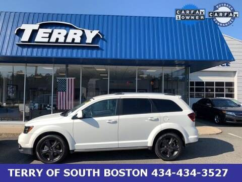 2019 Dodge Journey for sale at Terry of South Boston in South Boston VA