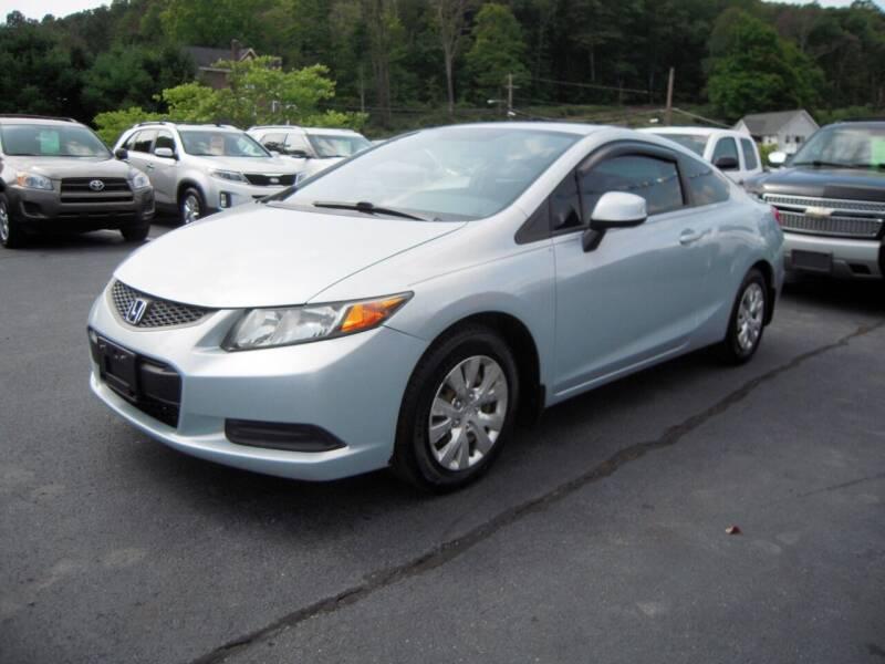 2012 Honda Civic for sale at 1-2-3 AUTO SALES, LLC in Branchville NJ