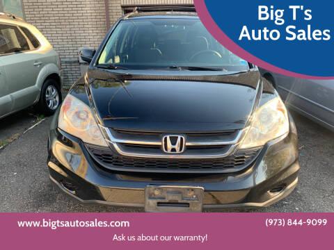 2010 Honda CR-V for sale at Big T's Auto Sales in Belleville NJ