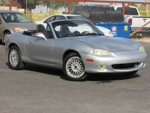2003 Mazda MX-5 Miata for sale at Best Auto Buy in Las Vegas NV