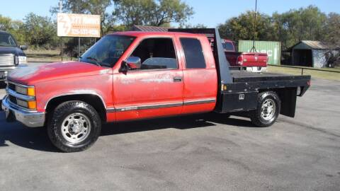 1994 Chevrolet C/K 2500 Series for sale at 277 Motors in Hawley TX