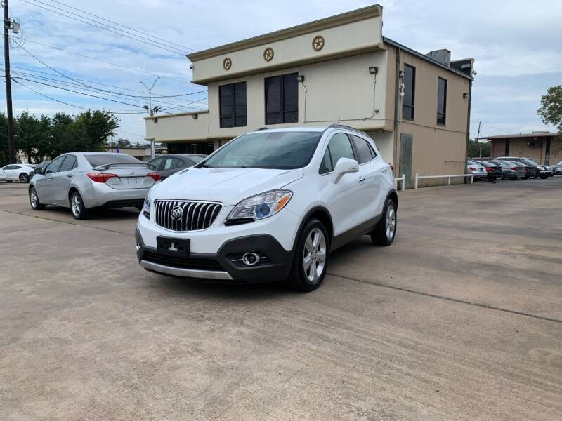 2016 Buick Encore Convenience 4dr Crossover - Houston TX