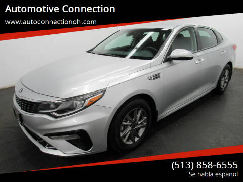 2019 Kia Optima for sale at Automotive Connection in Fairfield OH