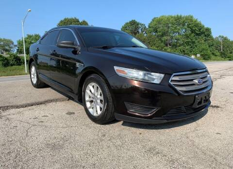 2013 Ford Taurus for sale at InstaCar LLC in Independence MO