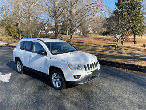 2012 Jeep Compass for sale at Bull City Auto Sales and Finance in Durham NC