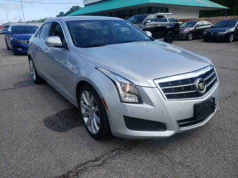 2013 Cadillac ATS for sale at Auto 757 in Norfolk VA