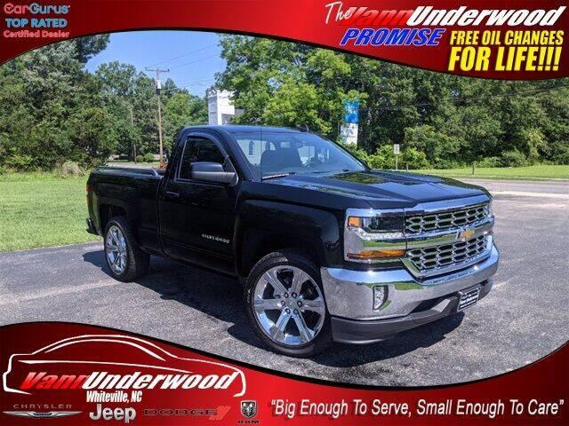 2018 Chevrolet Silverado 1500 for sale in Whiteville, NC