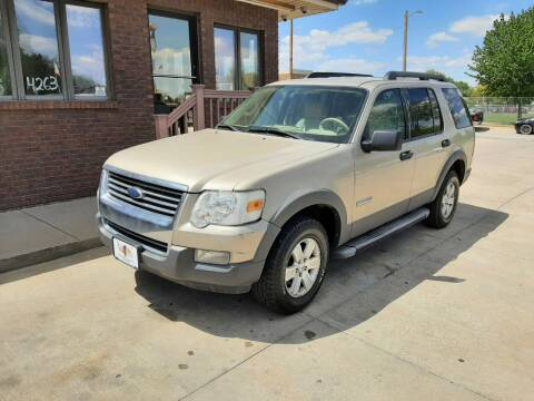 2006 Ford Explorer for sale at CARS4LESS AUTO SALES in Lincoln NE