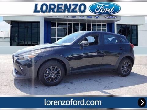 2019 Mazda CX-3 for sale at Lorenzo Ford in Homestead FL