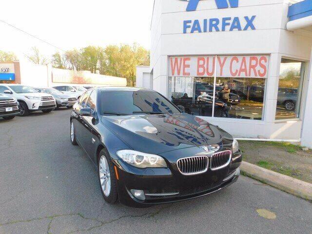 2011 BMW 5 Series for sale at AP Fairfax in Fairfax VA