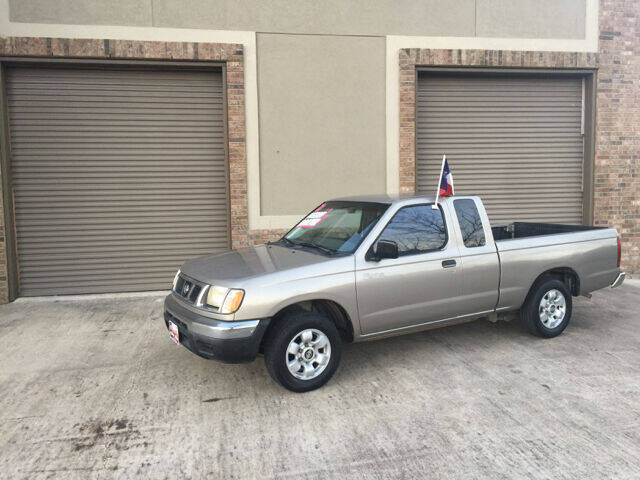 2000 Nissan Frontier for sale at Ody's Autos in Houston TX