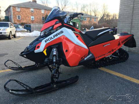 2021 Polaris 650 INDY XC LAUNCH EDITION 129 for sale at ROUTE 3A MOTORS INC in North Chelmsford MA