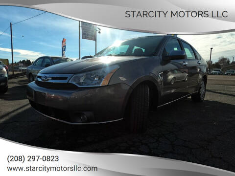2009 Ford Focus for sale at StarCity Motors LLC in Garden City ID