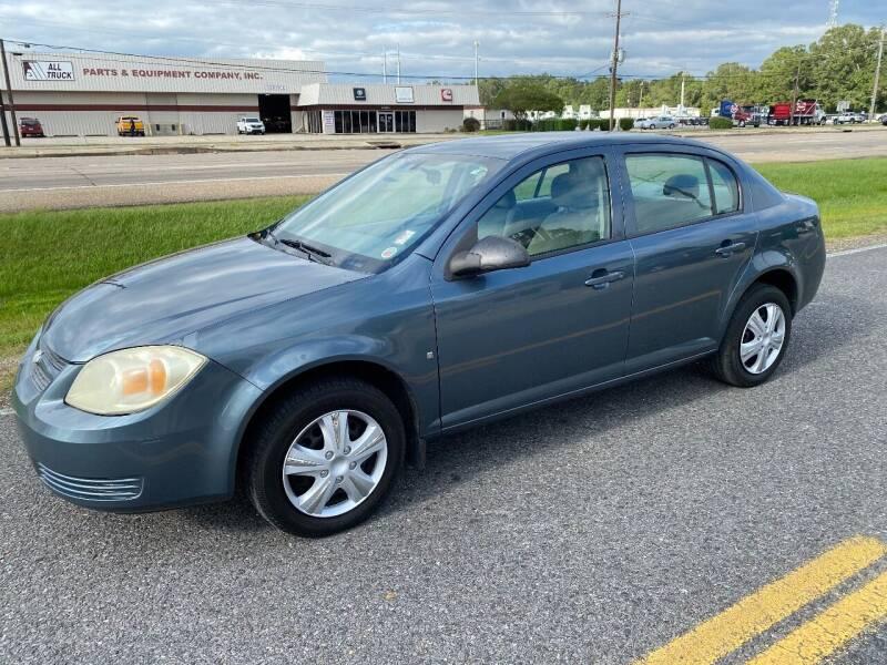 2007 Chevrolet Cobalt for sale at Double K Auto Sales in Baton Rouge LA