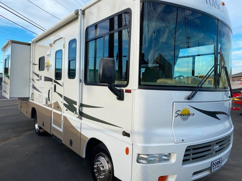 2007 Itasca SUNOVA for sale at Dorn Brothers Truck and Auto Sales in Salem OR