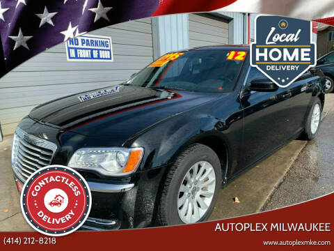 2012 Chrysler 300 for sale at Autoplex Milwaukee in Milwaukee WI