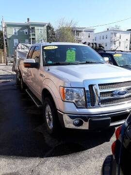 2011 Ford F-150 for sale at MERROW WHOLESALE AUTO in Manchester NH