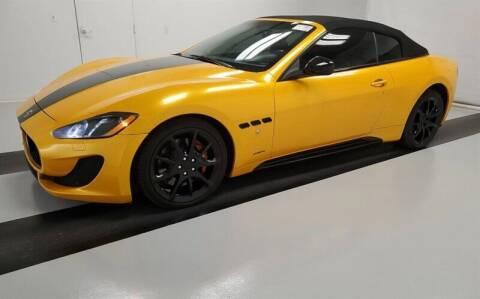 2014 Maserati GranTurismo for sale at Auto Sport Group in Delray Beach FL